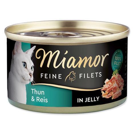 Konzerva MIAMOR Filet tuňák + rýže 100g