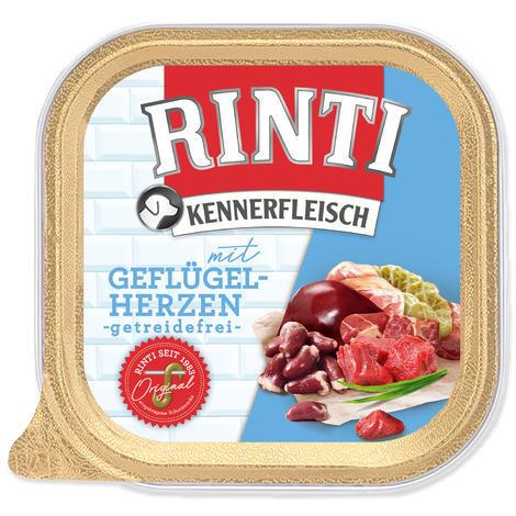 Vanička RINTI drůbeží srdíčka + nudle 300g