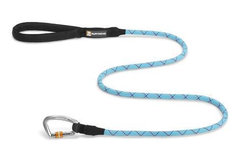 Ruffwear vodítko pro psy, Knot-a-Leash, modré, velikost