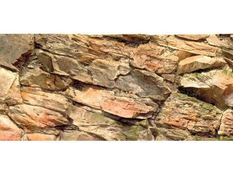 Pozadí AQUA EXCELENT Rock 80 x 40 cm
