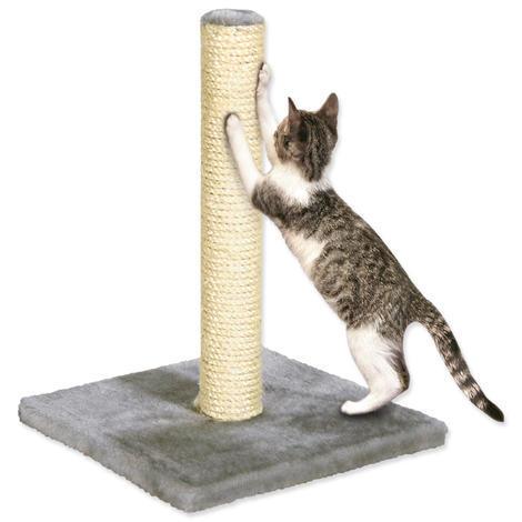 Škrabadlo pro kočky Magic Nora šedé 39 cm