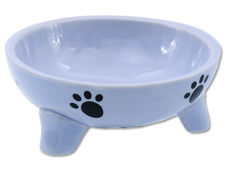 Miska MAGIC CAT keramická s trojnožkou  12,5 cm