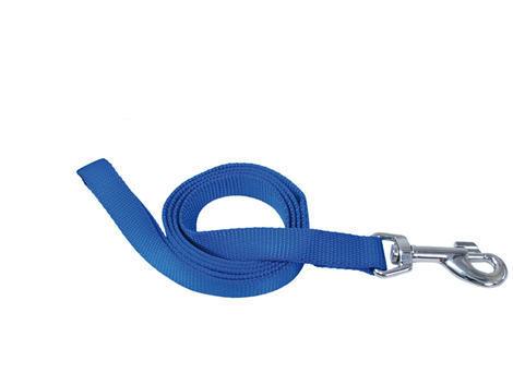 Vodítko DOG FANTASY modré  120 x 2 cm