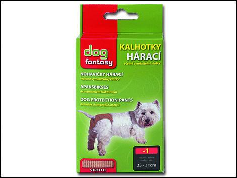 Kalhotky DOG FANTASY hárací béžové