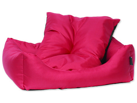 Sofa DOG FANTASY Basic červené  93 cm