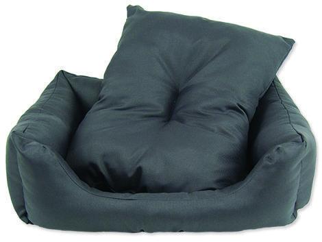 Sofa DOG FANTASY Basic antracitové 63 cm
