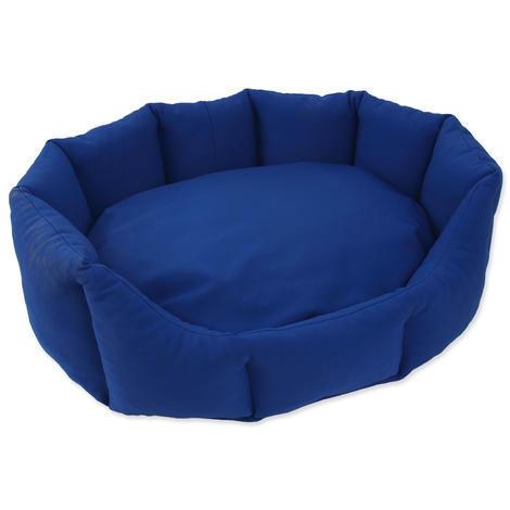 Pelech DOG FANTASY Koruna softshell modrý  70 cm