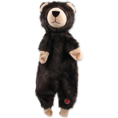 Hračka DOG FANTASY Skinneeez medvěd plyšový  50cm