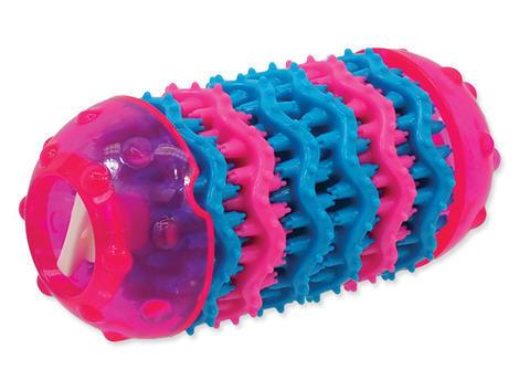 Hračka DOG FANTASY TPR Dental růžová 1ks