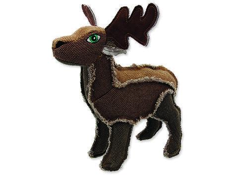 Hračka DOG FANTASY textilní jelen 1ks