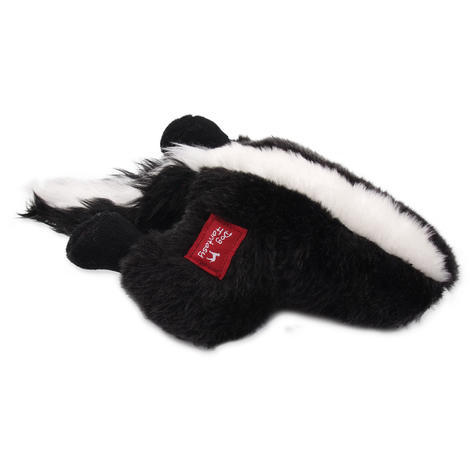 Hračka DOG FANTASY Silly Bums skunk  30 cm