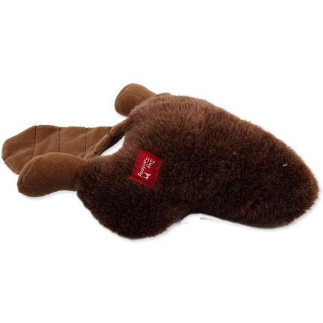 Hračka DOG FANTASY Silly Bums bobr  38 cm
