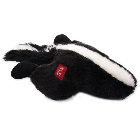 Hračka DOG FANTASY Silly Bums skunk  38 cm