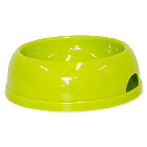 Miska DOG FANTASY plastová zelená 771 ml