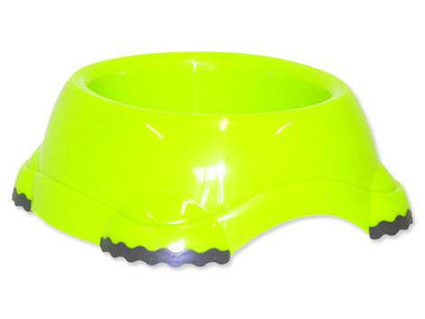 Miska DOG FANTASY plastová protiskluzová zelená 736 ml