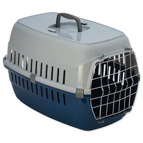 Přepravka DOG FANTASY Carrier modrá 1ks