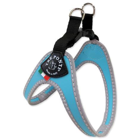 Postroj TRE PONTI reflexní do 4 kg sv.modrý