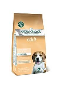 Granule Arden Grange Adult: rich in fresh pork & rice