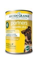 Arden Grange partners Appetite plus 395g
