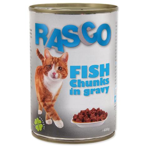 Konzerva RASCO rybí kousky ve šťávě 400g