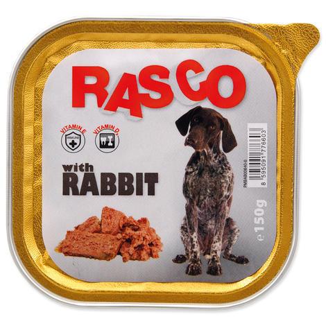 Paštika RASCO s králičím 150g