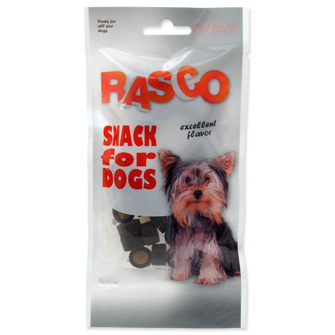 Pochoutka RASCO kolečka drůbeží 50g