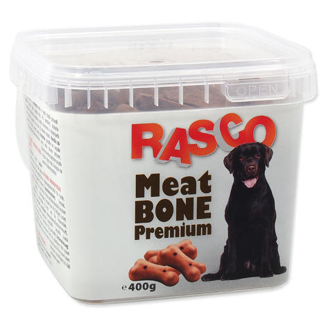 Sušenky Rasco kost masová 400g