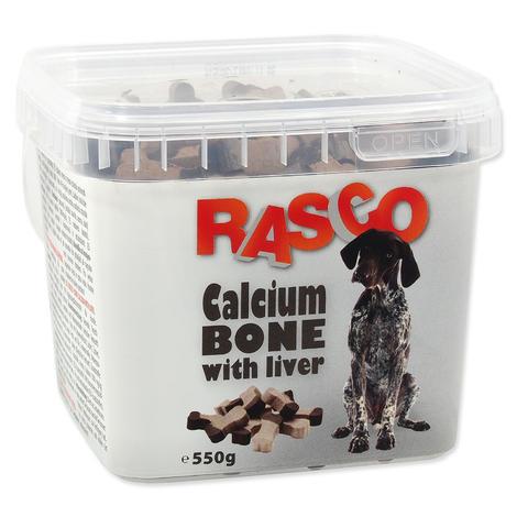 Pochoutka RASCO kost kalciová sjátry 650g