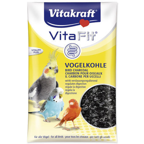 VITAKRAFT Vogel Kohle 10g