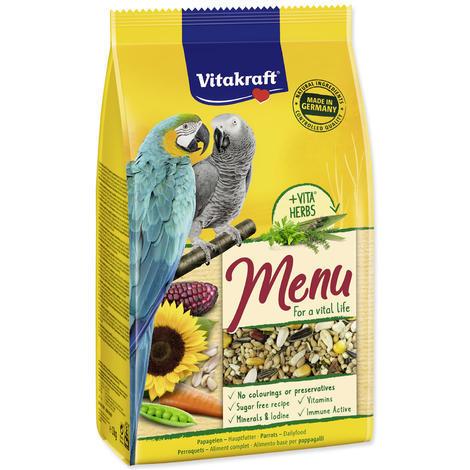 Menu VITAKRAFT Parrot 1kg