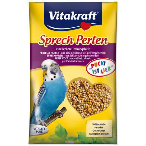 Sprech Perls VITAKRAFT Sittich 20g