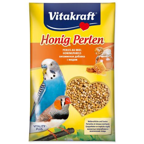 Perls Honey VITAKRAFT Sittich 20g