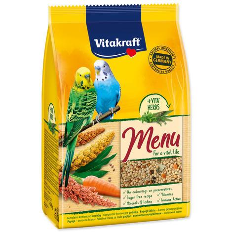 Menu VITAKRAFT Sittich Honey bag 500g