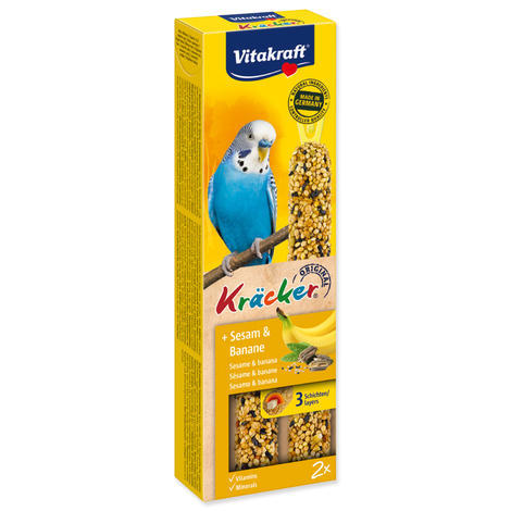 Kracker VITAKRAFT Sittich Banana 2ks
