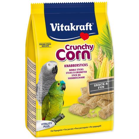 VITAKRAFT Crunchy corn velký papoušek  50 g