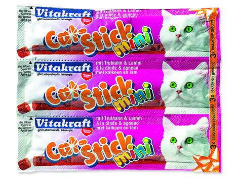 Cat Stick VITAKRAFT Mini truthahn + lamm 3ks