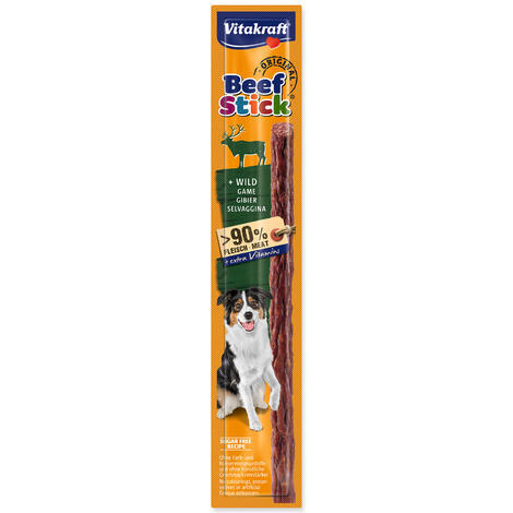 Beef Stick VITAKRAFT game 12g