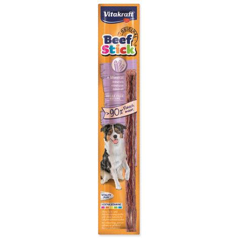 Beef Stick VITAKRAFT junior s minerály pro štěňata 12g