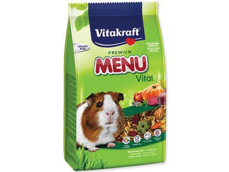 Menu VITAKRAFT Guinea Pig bag 400g
