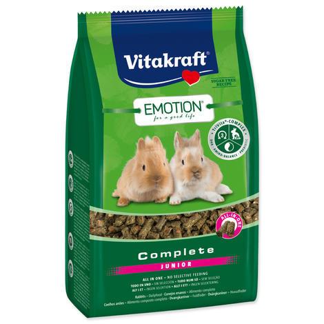 VITAKRAFT Emotion complete králík junior