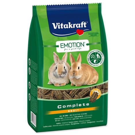 VITAKRAFT Emotion complete králík adult