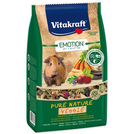 VITAKRAFT Emotion veggie morče  600 g