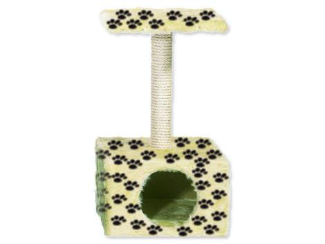 Odpočívadlo CAT-GATO Diabolo potisk tlapky 66 cm 1ks