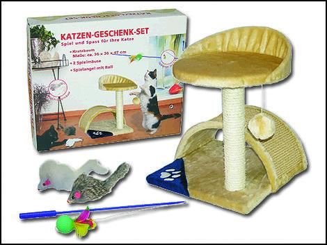 Odpočívadlo + hračka CAT-GATO velké 40 cm 40 cm