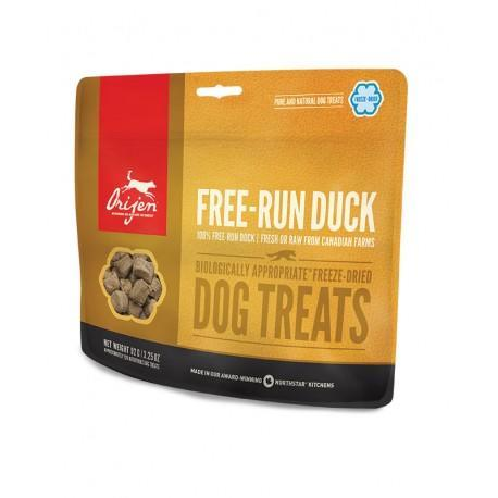 ORIJEN TREATS Free-Run Duck 42,5g