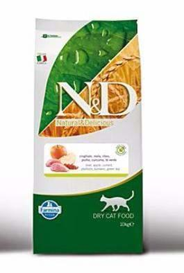 N&D Grain Free CAT Adult Boar & Apple