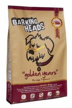 BARKING HEADS Golden Years 2kg