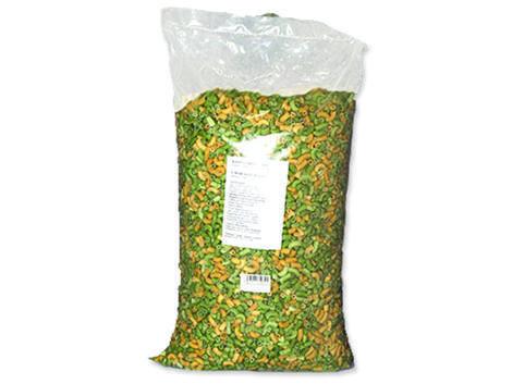 Těstoviny krmné s mořskou řasou 9kg