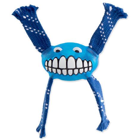Hračka ROGZ Flossy Grinz modrá M 1ks