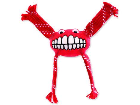 Hračka ROGZ Flossy Grinz červená M 1ks